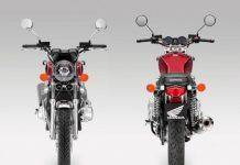 Мотоцикл Honda CB 1100 - Stone Forest