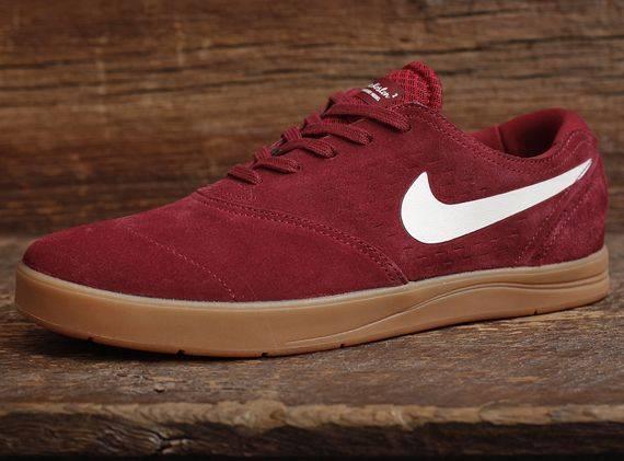 Кроссовки красного цвета - Stone Forest