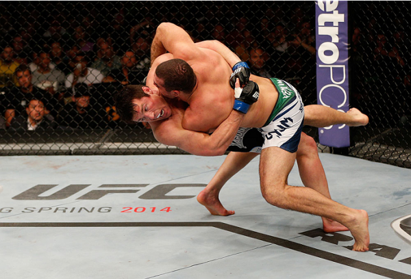 UFC Fight Night Shogun Rua vs Chael Sonnen - Stone Forest