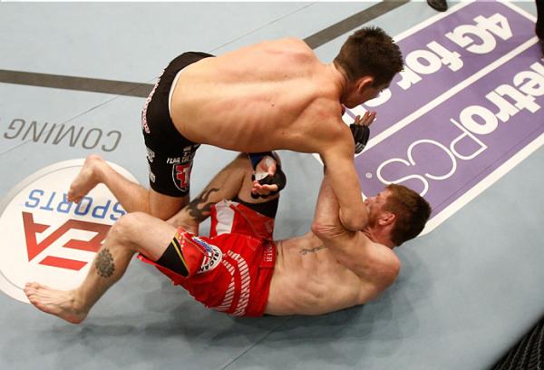 UFC Fight Night Shogun Rua vs Chael Sonnen - Stone Forest