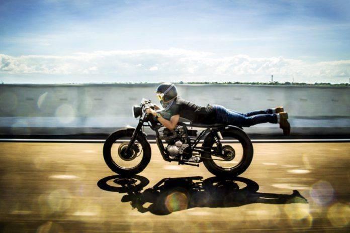Мотоцикл Yamaha 250cc - Stone Forest