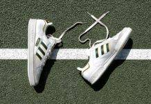 Кроссовки adidas Originals Tennis Court Top - Stone Forest