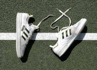 Кроссовки adidas Originals Tennis Court Top - Stone Forest