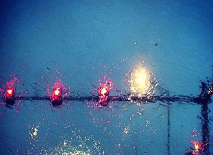 Дождливая погода - Stone Forest