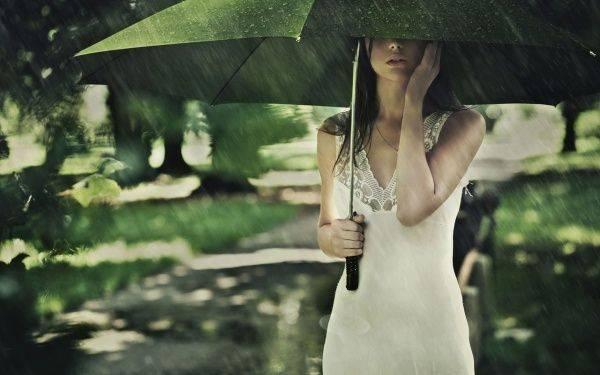 Девушки и дождь - Stone Forest