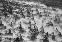 Ретро мотогонка - Stone Forest