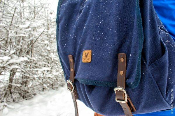 Рюкзак Lyle and Scott Backpack - Stone Forest