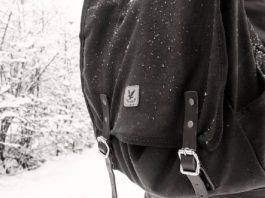 Рюкзак Lyle&Scott Backpack - Stone Forest