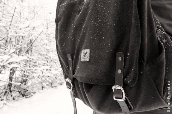 Рюкзак Lyle&Scott Backpack - Stone Forest