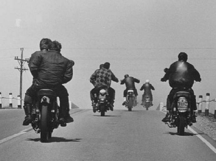 За горизонт на мотоцикле - Stone Forest