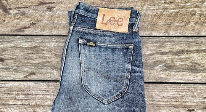 Lee Jeans - Каменный лес Stone Forest