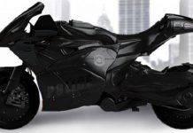 Мотоцикл Робокопа - Stone Forest