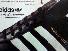 Рекламные постеры Adidas - Stone Forest