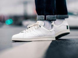 история модели кроссовок adidas sten smith