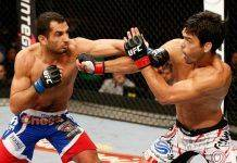 UFC Fight Night Machida vs Mousasi