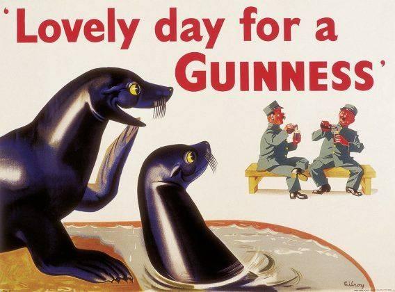 Плакат Guinness Джон Гилрой - Stone Forest