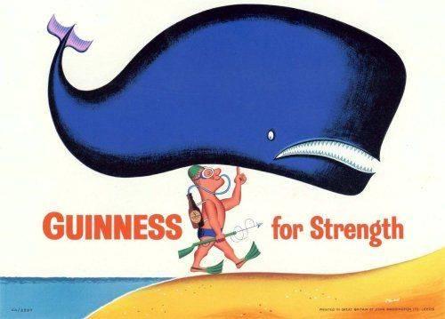 Плакат Guinness Джона Томаса Гилроя - Stone Forest