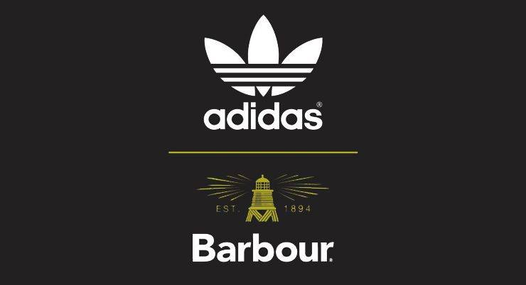 adidas Originals x Barbour - Stone Forest