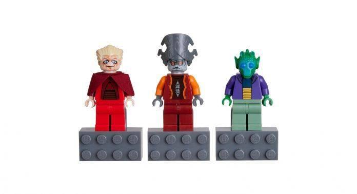 Музыкальные Lego-звезды - Stone Forest