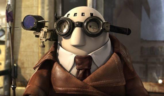 Лучший короткометражный анимационный фильм - Господин Иллюминатор