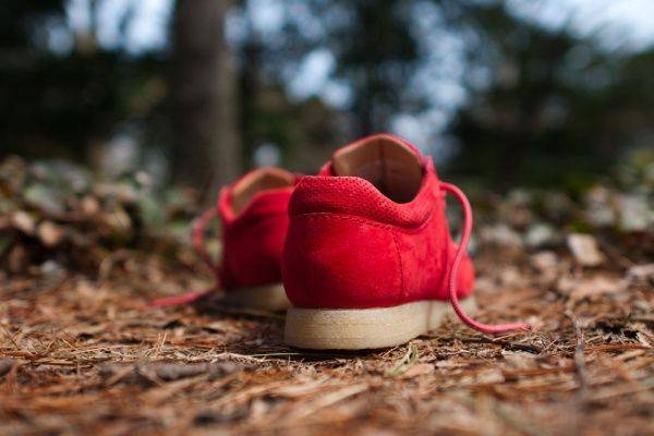 Clarks Originals x Ronnie Fieg - Stone Forest