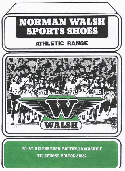 Norman Walsh Footwear - Stone Forest