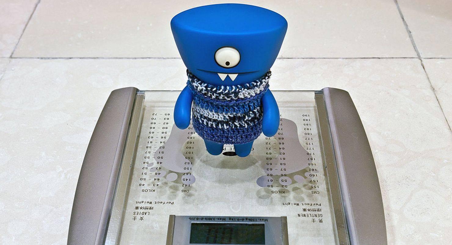 Таблица сколько должна весить девушка и рост