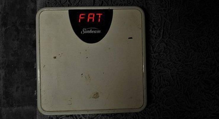 Как быстро рассчитать свой правильный вес - Stone Forest