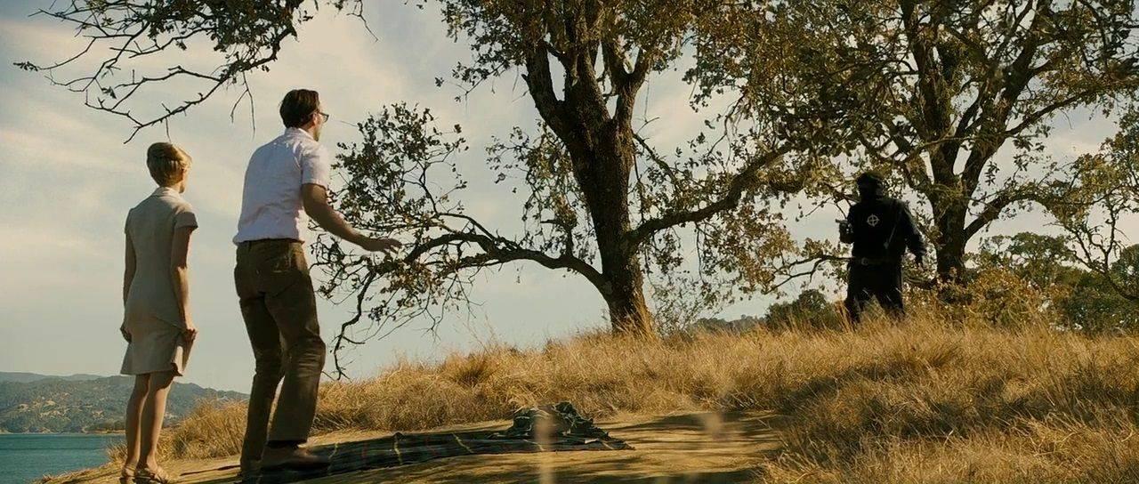 Место преступления Зодиака - Stone Forest