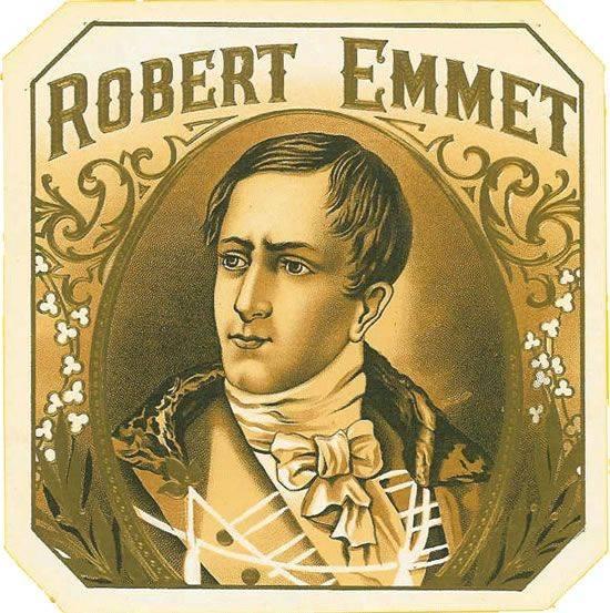 Революционер Роберт Эммет - Stone Forest