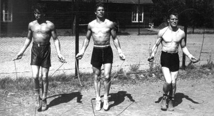 Тренировка со скакалкой - Stone Forest