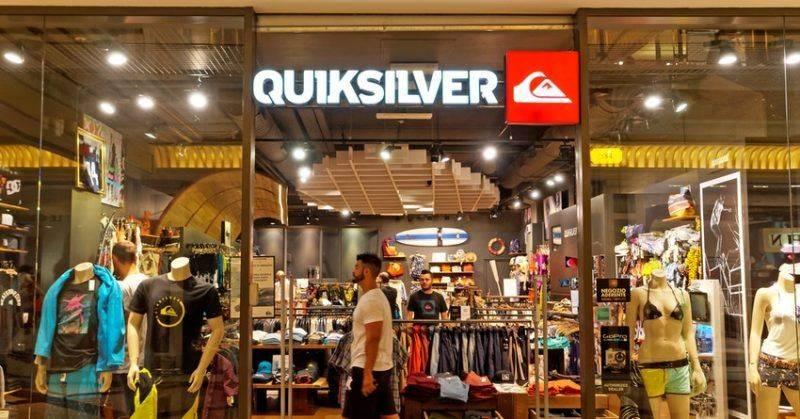 Магазин Quiksilver - Каменный лес Stone Forest