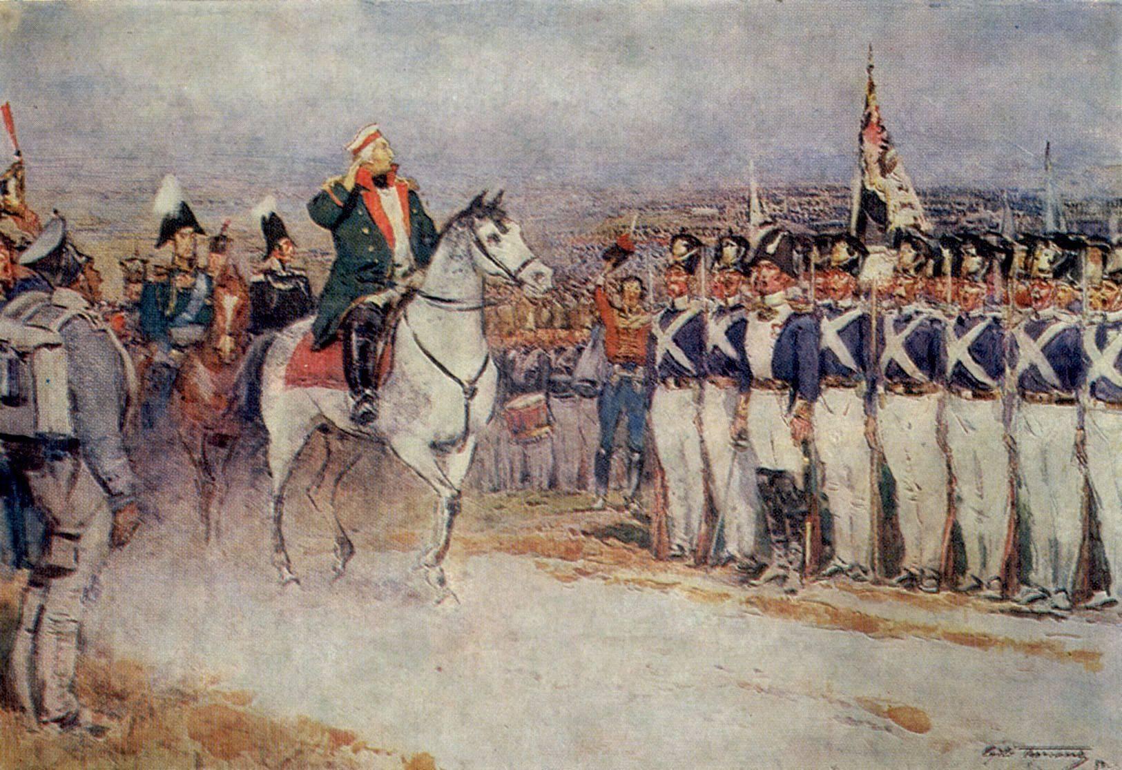 Назначение Кутузова на пост главнокомандующего - Stone Forest