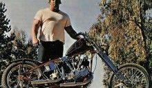 Армон Блетчер — гигантский байкер