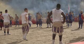 Немного флоринтийского футбола