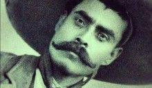 Эмилиано Сапата — мексиканский революционер