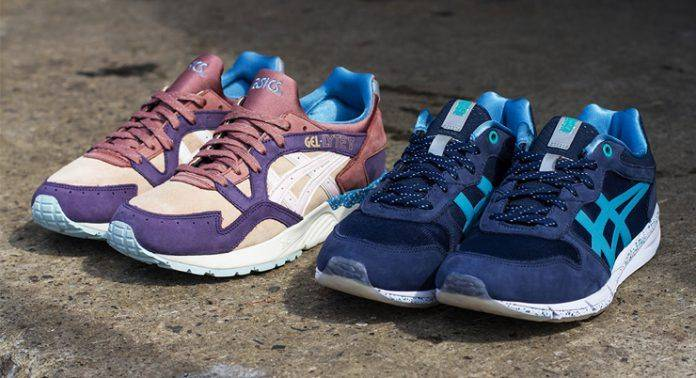 Offspring x ASICS x Onitsuka Tiger Desert Pack - Stone Forest