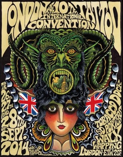 Международный-тату-фестиваль-в-Лондоне-1