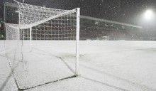 Зима vs Футбол