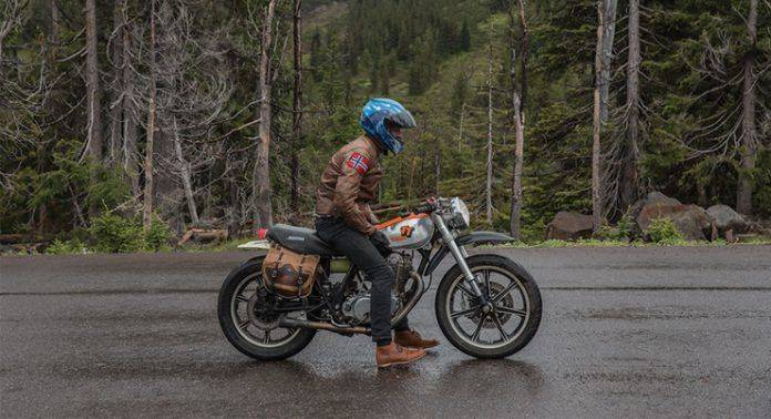 See See Motorcycles x Danner - Stone Forest