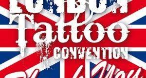 Международный тату-фестиваль в Лондоне