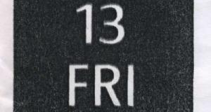Стоит ли бояться числа «13″