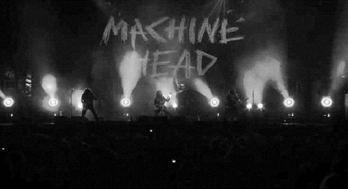 Группа Machine Head - Stone Forest