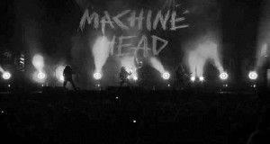 Machine Head. Знакомство с легендами хэви-метал
