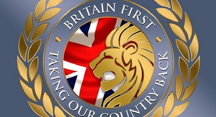 Britain First - Stone Forest