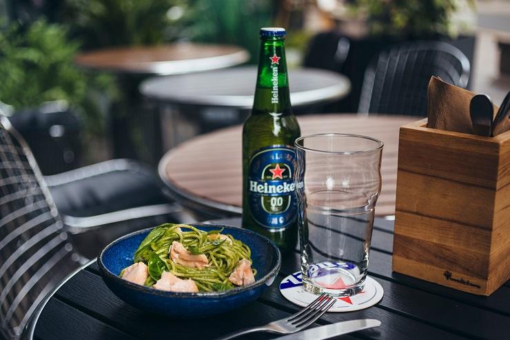 Пиво Heineken 0.0 - Каменный лес Stone Forest