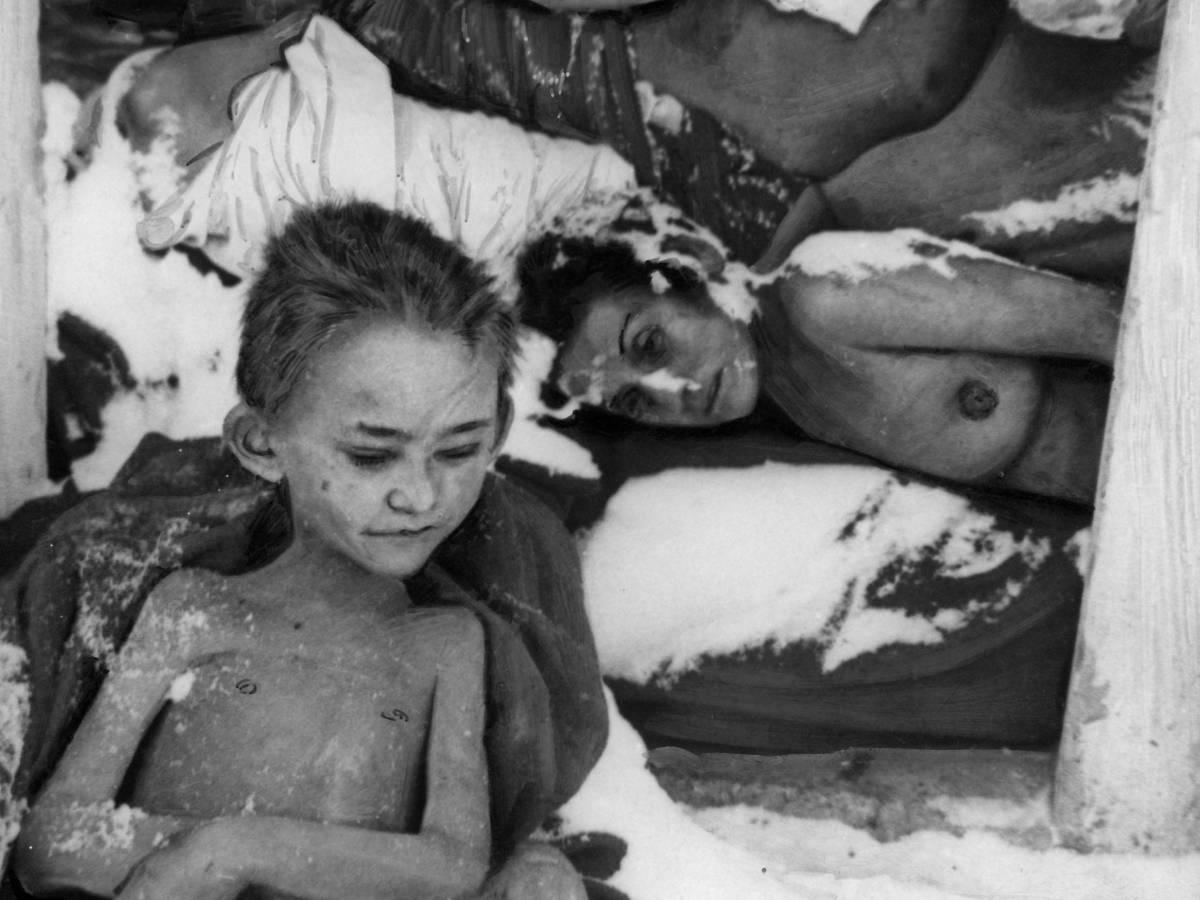 Концентрационный-лагерь-Аушвиц-каким-его-увидела-Красная-Армия-7