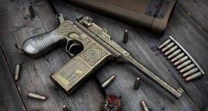 Легендарное оружие — «Маузер К-96″