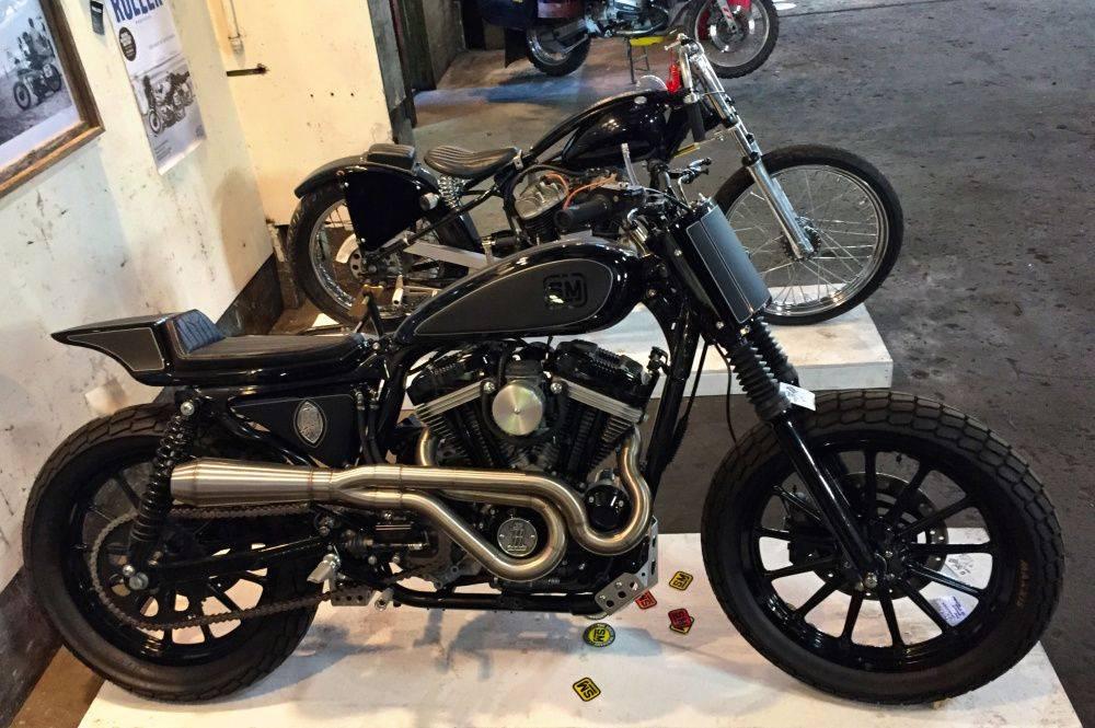 Мероприятие-салон-See-See-Motor-Coffee-Co-The-One-Motorcycle-Show-13
