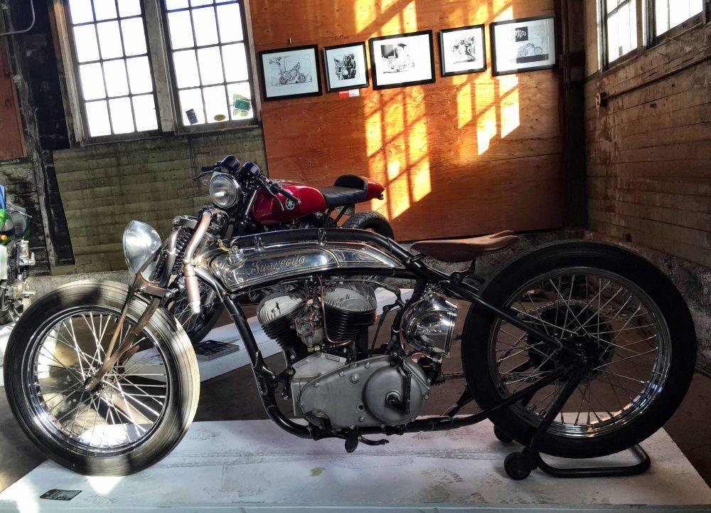Мероприятие-салон-See-See-Motor-Coffee-Co-The-One-Motorcycle-Show-6